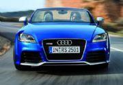 Audi TT RS: la respuesta de Audi para enfentar a Porsche