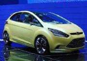 Ford iosis MAX: El monovolumen del futuro