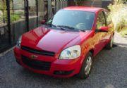 Chevrolet New Corsa 2009 llega a Chile desde México