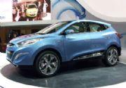 Hyundai ix-onic Concept: Anticipos del nuevo Tucson