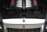 El Baby Rolls tendrá un V12 de 6.6 litros y 500 Cv