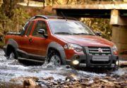 Fiat presenta su nueva pick up recreativa Strada Adventure en México