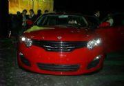 La anglochina MG lanza una nueva versión del MG 550