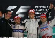 Button consigue nuevamente la victoria en Malasia