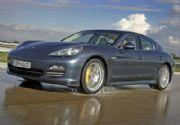 Porsche Panamera: Fotografías exclusivas de su lanzamiento