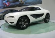 Changan e301: primer concept SUV-Crossover