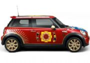 Mini Cooper S homenaje a George Harrison