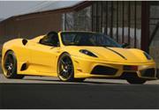 Ferrari F430 Scuderia 16M por Novitec