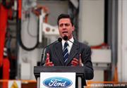 Visita Enrique Peña Nieto la Planta de Ford en Cuautitlán