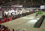 Todo listo para el Salón Internacional de la Motocicleta México
