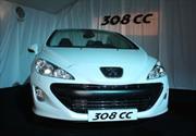 Peugeot 308 CC: una nueva expresión del arte