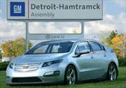 GM invierte $336 millones de dólares para la producción del Volt