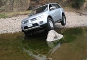 Mitsubishi Montero Sport a prueba
