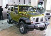 Nuevo Jeep Wrangler Mountain Edition 2010