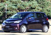 Subaru Trezia: Proyecto conjunto con Toyota