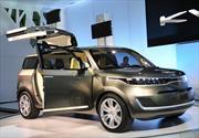 Kia KV7 Concept: ¿El futuro de los monovolumenes?
