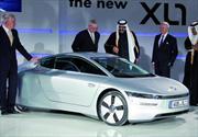 Volkswagen XL1 Concept: 100 Kms con sólo 1 litro