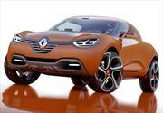 Renault Captur Concept: Sólo para dos