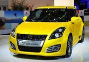 Suzuki Swift S Concept: El GTI 2012