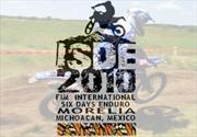 Se llevó a cabo la presentación oficial del ISDE 2010