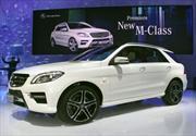 Mercedes-Benz Clase M 2012: Imágenes exclusivas