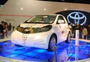 Toyota FT-EV, compacto completamente eléctrico en el Salón de Buenos Aires