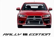 Mitsubishi lanza el paquete Rally Edition para tres de sus modelos