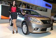 Nissan anticipa el Versa Sedán 2012