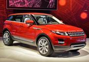 Range Rover Evoque: Inició su producción