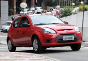 Ford Ka 2012, generación Kinetic Design