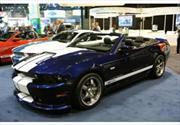 Ford Mustang Shelby GT 350 Convertible 2012 debuta en el Salón de Chicago