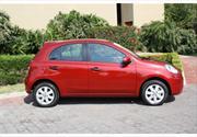 Nissan March 2012 disponible desde $116,900 pesos