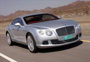 Bentley Continental GT 2012 llega a México