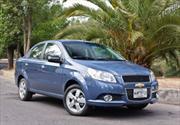 Chevrolet Aveo 2012 a prueba