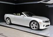 Chevrolet Camaro Convertible 2012 confirmado para México