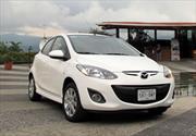 Mazda2 2012 llega a México desde 179,990 pesos
