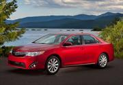 Toyota Camry 2012 se presenta en EU