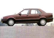 Renault 19 RT: Confort acorde a su categoría