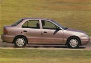 Hyundai Accent GLS: Simple y funcional