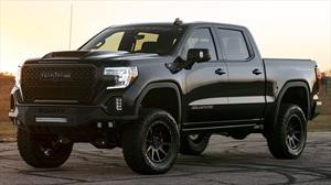Hennessey Goliath 700 es una GMC Sierra Denali, un descomunal y agresivo pickup