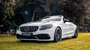 Mercedes-Benz nos encanta con el nuevo C63 AMG
