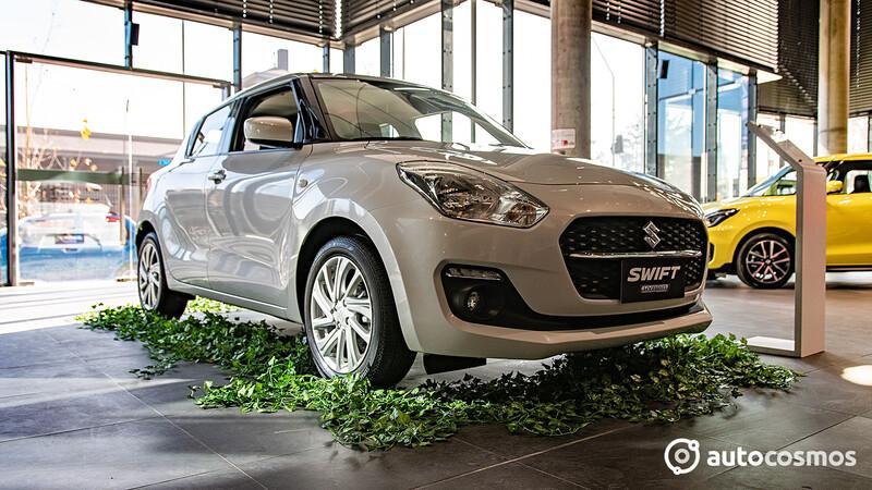 Suzuki Swift Hybrid 2022 en Chile, poniendose a tono con la movida ecológica