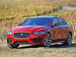 Jaguar XF 2016: La segunda generación ya está en Chile