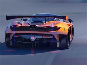 McLaren 720S GT3, el próximo juguete de circuito