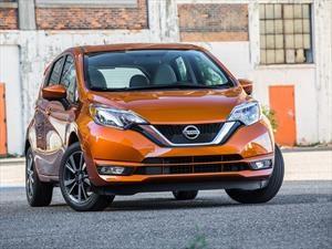 Nissan Note 2017 se presenta