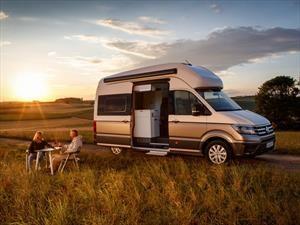 Volkswagen Grand California, un mundo en el vehículo