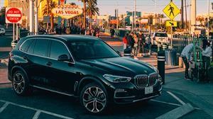 Manejamos el BMW X5 Plug-In Hybrid desde México hasta Las Vegas