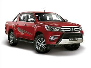 La nueva Toyota Hilux tiene línea de accesorios