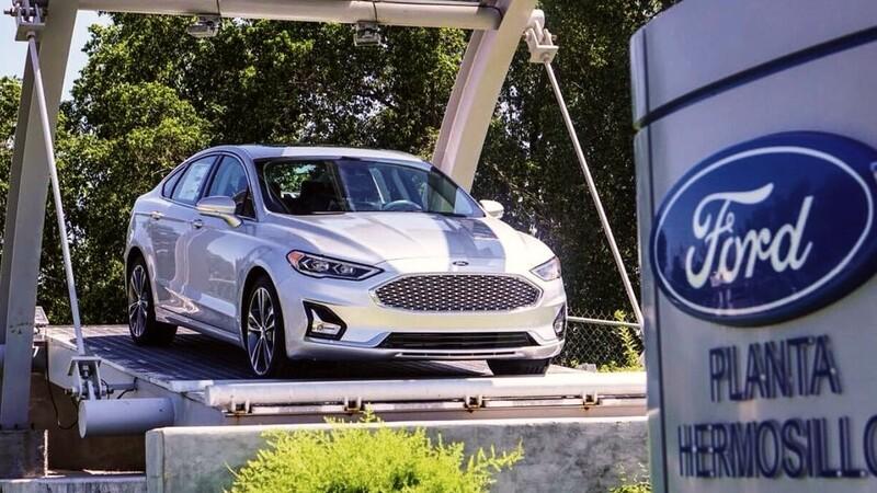 Ford Fusion deja de producirse en México