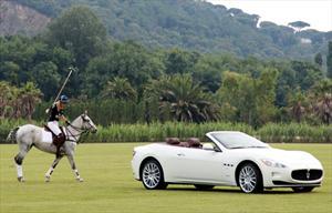Maserati y La Martina Renuevan Alianza